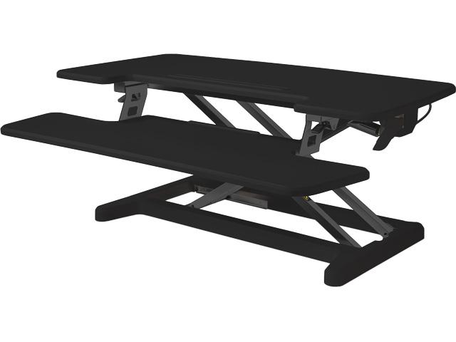 BNEASSDR2B BAKKER SITZ-STEH AUFSATZ Riser 2 schwarz verstellbar 1
