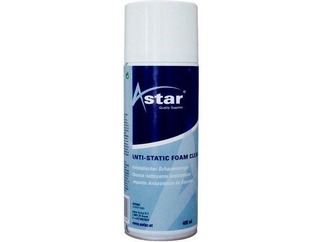 AS31021 ASTAR SCHAUMREINIGER MXL400, 400ml, antistatisch, brennbar 1