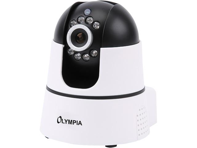 OLYMPIA IP KAMERA IC600 6010 weiss-schwarz 1