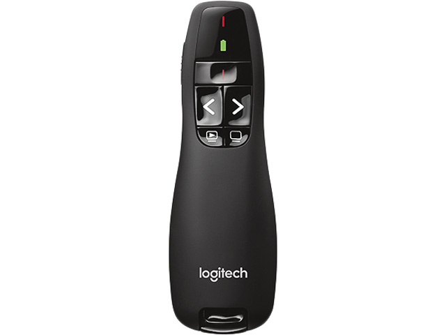 R400 LOGITECH PRAESENTATIONSHILFE 910-001356 inkl. Laserpointer/kabellos 1