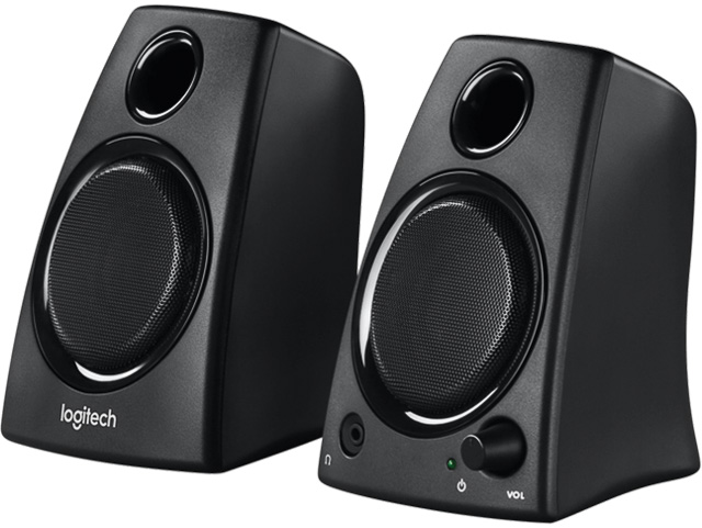 Z130 LOGITECH STEREO SPEAKERS 980-000418 5Watt black 1