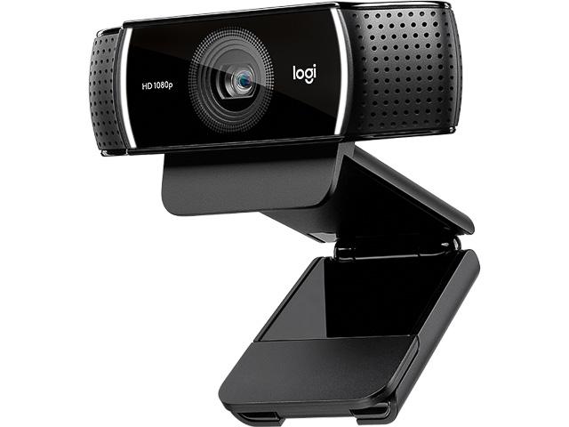 LOGITECH C922 HD STREAMING WEBCAM 960-001088 1080p/USB/Kabel 1