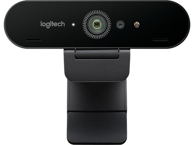 LOGITECH BRIO 4K STREAMING WEBCAM 960-001194 2160p/USB/Kabel 1