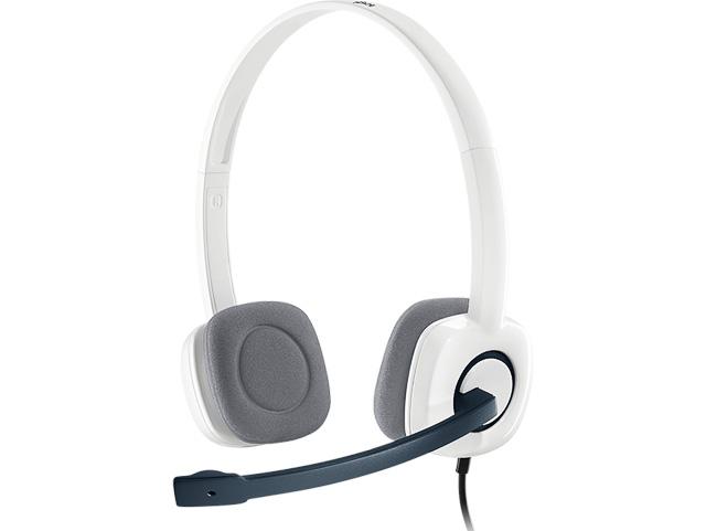LOGITECH H150 HEADSET 3,5 KLINKE 981-000350 Kabel/stereo 1