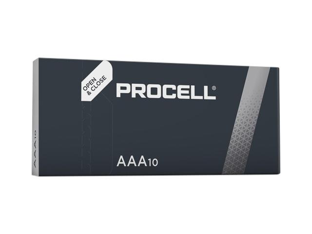 DU2400 PROCELL MICRO BATTERIES 10er PACK MN2400 Alkaline 1,5V AAA LR03 1