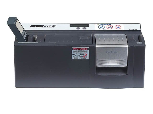 BROTHER SC2000 STAMP CREATOR SC2000USBG1 600dpi 1