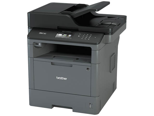 BROTHER MFCL5700DN 4IN1 S/W LASERDRUCKER MFCL5700DNG1 A4/Duplex/LAN/Multi/Mono 1