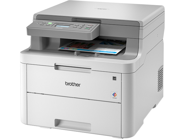 BROTHER DCPL3510CDW 3IN1 LED PRINTER DCPL3510CDWG1 A4/duplex/WLan/color 1