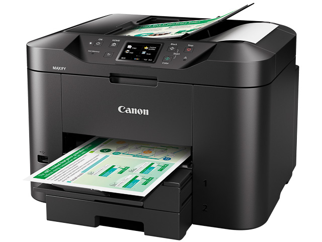 CANON MAXIFY MB2750 4IN1 TINTENSTRAHL 0958C006 A4/Duplex/WLAN/Multi/Farbe 1