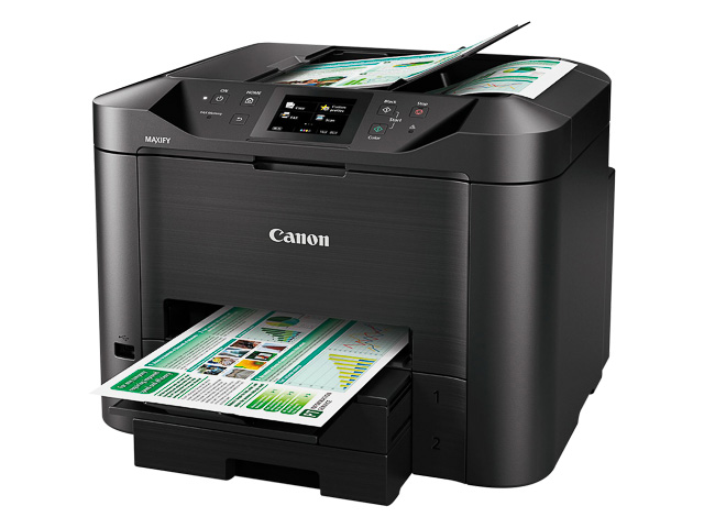 CANON MAXIFY MB5450 4IN1 TINTENSTRAHL 0971C006 A4/WLAN/Multi/Farbe 1