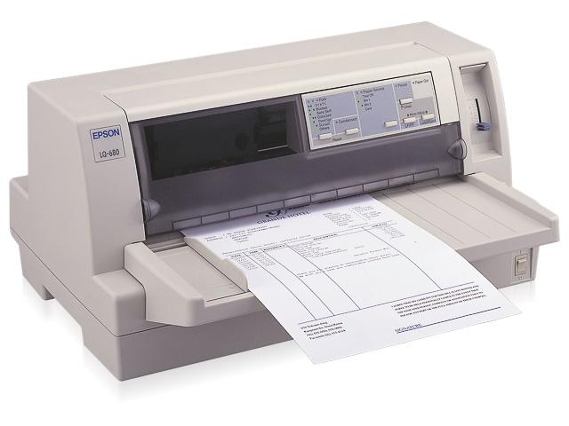 EPSON LQ680PRO 24-NADELDRUCKER C11C376125 360x360dpi 1