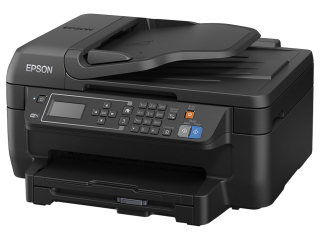 EPSON WF2750DWF 4IN1 INKJET PRINTER C11CF76402 A4/WLAN/color 1
