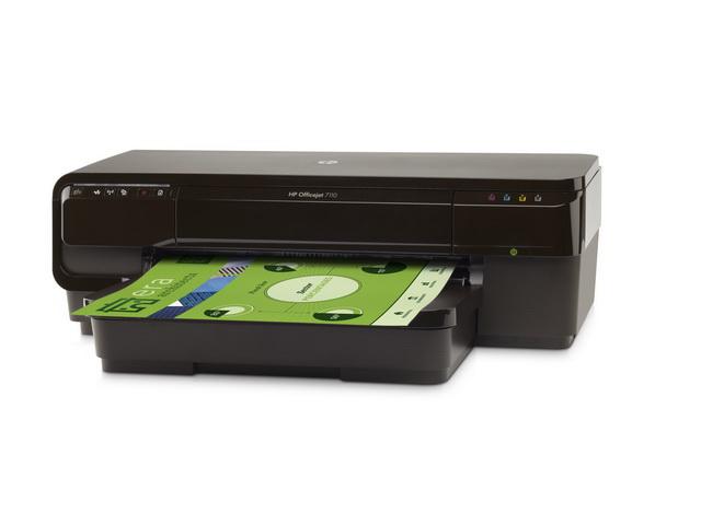 HP OJ 7110 INKJET PRINTER CR768A#A81 A3/WLAN/color 1