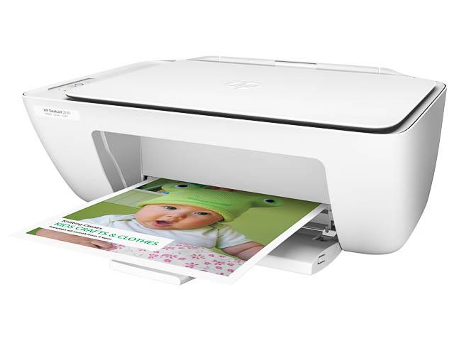 HP DJ2130 3IN1 INKJET PRINTER F5S40B#BEK A4/multi/color 1