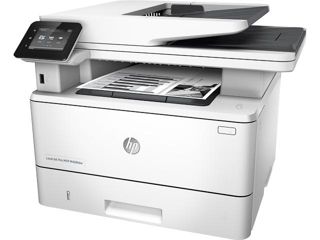 HP LJ PRO M426FDW 4IN1 MONO LASERPRINTER F6W15A#B19 A4/Duplex/WLAN/multi/mono 1