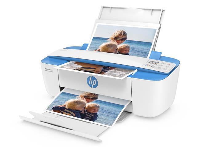 HP DJ 3720 3IN1 INKJET PRINTER J9V93B#BAW A4/WLAN/multi/color 1