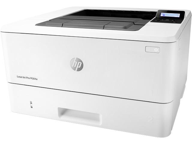 HP LJ PRO M304A S/W LASERDRUCKER W1A66A#B19 A4/USB/Mono 1
