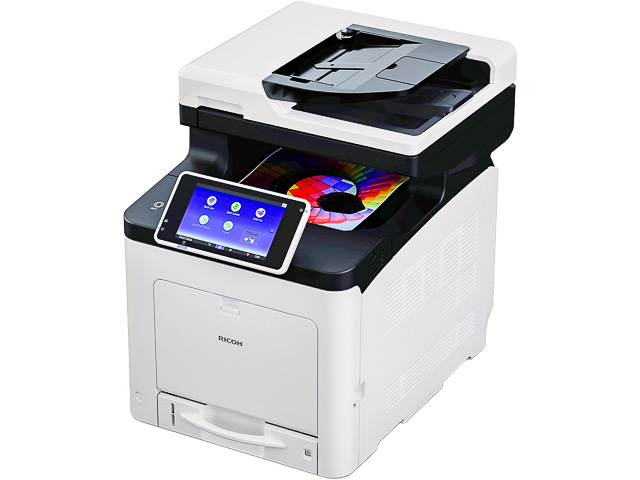 RICOH SPC360SFNW 4IN1 LED PRINTER 938126 A4/WLAN/duplex/multi/color 1