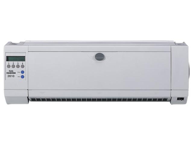 TALLY DASCOM 2610 24-NADELDRUCKER 28.809.18 680cps/parallel/LAN/USB 1