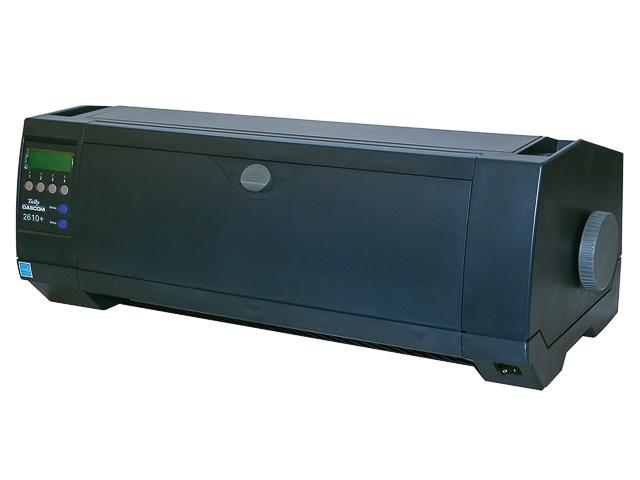 TALLY DASCOM 2610+ 24-NADELDRUCKER 28.834.0400 683cps/parallel/LAN/USB 1