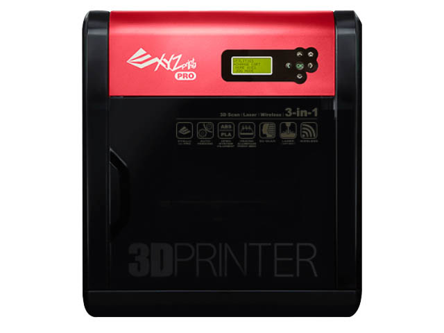 DA VINCI 1.0 PRO 3IN1 3D PRINTER 3F1ASXEU01K WLAN/multi 1