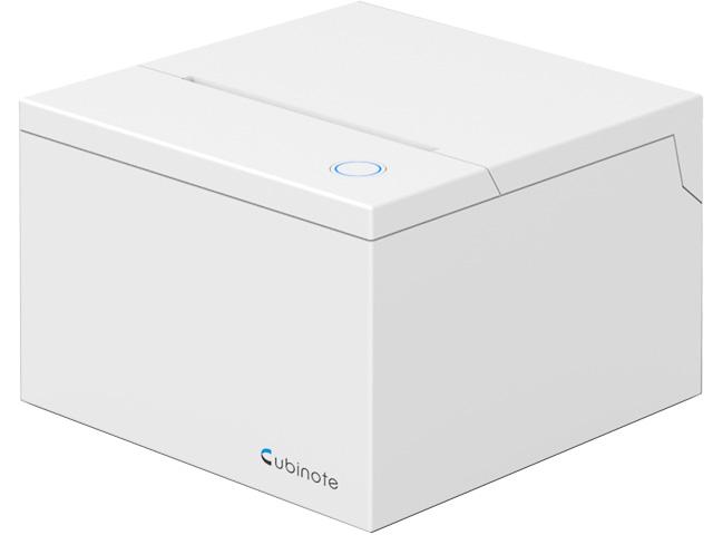 CUBINOTE PRO HAFTNOTIZDRUCKER WEISS KCN18012K bluetooth/WLAN 1