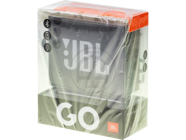 JBL GO BLUETOOTH SOUNDBOX JBLGOBLK schwarz 1