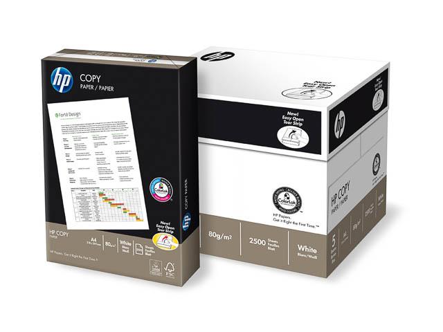 HP COPY A4 80GR 2500BLATT universal 10-19Karton 1