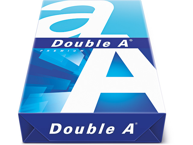 DOUBLE A PREMIUM PAPER 80GR A4 708700800610010 500sheets FSC 1