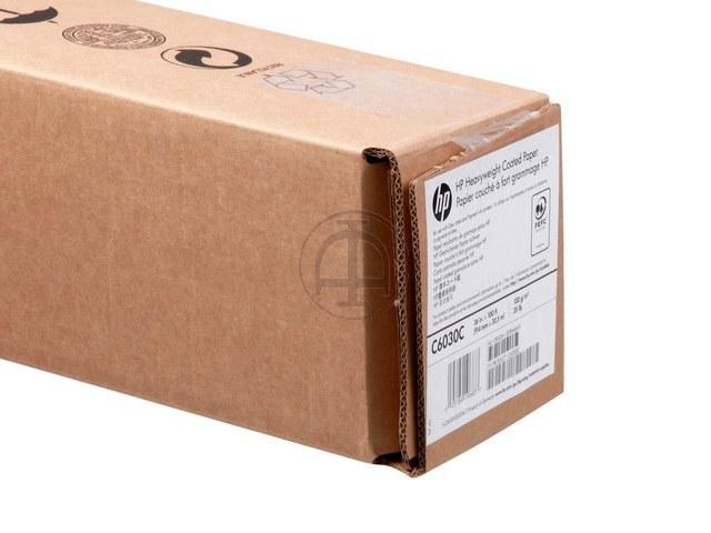 """C6030C HP BESCHICHTETE PAPIERROLLE 36"""" 914mmx30,5m 130gr 1"""