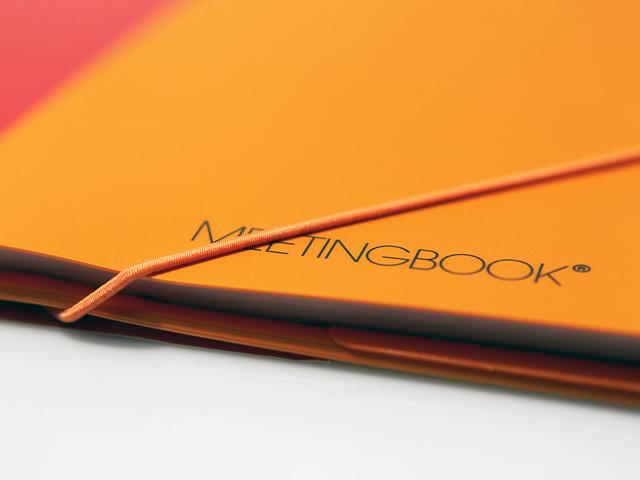 OXFORD MEETINGBOOK A4+ GRAU 100100362 80Blatt 80gr kariert 5mm 1