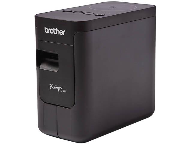 BROTHER PT P750W BESCHRIFTUNGSGERAET PTP750WZG1 3,5-24mm USB/WLAN/NFC 1