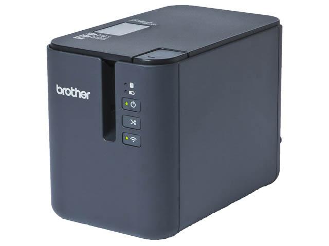 BROTHER PT P900W BESCHRIFTUNGSGERAET PTP900WZG1 3,5-36mm USB/WLAN 1