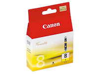 CLI8Y CANON MP800 INK YELLOW 0623B001 No.8 13ml 400pages