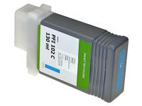 7081024 ItemP.CAN. IPF500 INK CYA 0896B001/PFI102 130ml